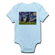 Starry / Min Pinscher Infant Bodysuit