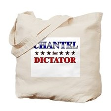 CHANTEL for dictator Tote Bag