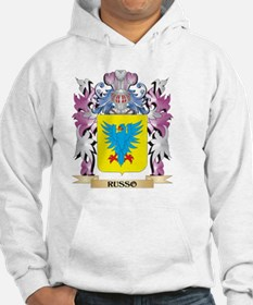Cute Russo family crest Hoodie
