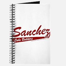 Sanchez Cake Builders Journal
