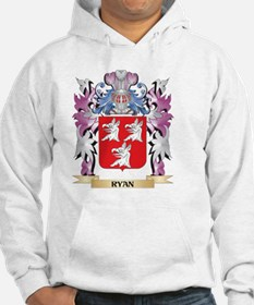 Funny Ryan family crest Hoodie