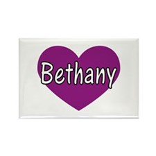 Bethany Rectangle Magnet (100 pack)