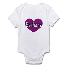 Bethany Infant Bodysuit