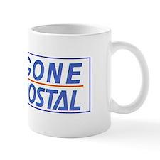 Gone Postal Mug