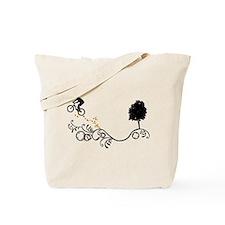 Cute Bike Tote Bag