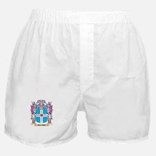 Ryland Coat of Arms - Family Crest Boxer Shorts