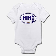 Hilton Head Island Infant Bodysuit
