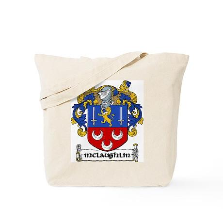 McLaughlin Coat of Arms Tote Bag