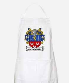 McLaughlin Coat of Arms Chef's Apron
