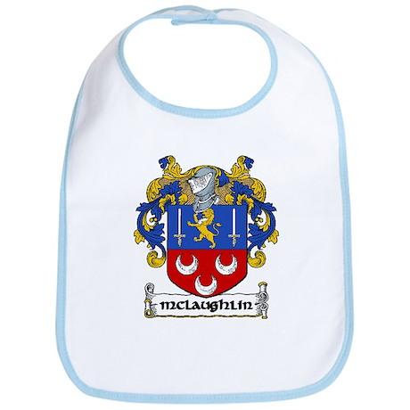 McLaughlin Coat of Arms Bib