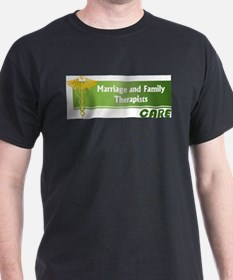 Marriage and Family Therapists Care T-Shirt