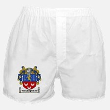 McLaughlin Coat of Arms Boxer Shorts