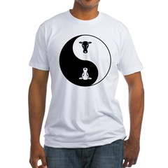 Yin Yang Cow Shirt