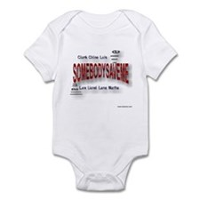 sville Infant Bodysuit