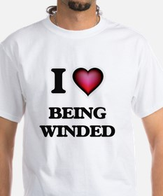 I love Being Winded T-Shirt