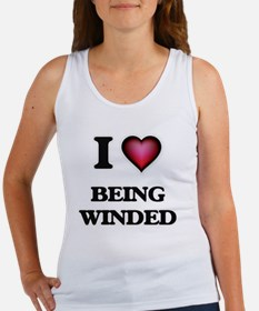I love Being Winded Tank Top