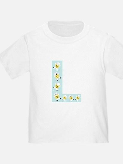 Kolarkub initial L T-Shirt
