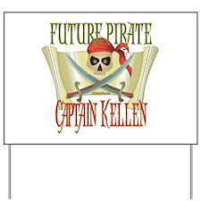 Captain Kellen Yard Sign