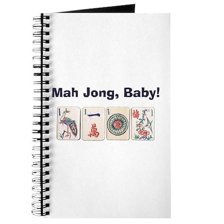 Mah Jong Baby Journal