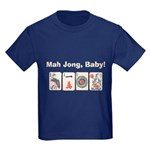 Mah Jong Baby Kids Dark T-Shirt