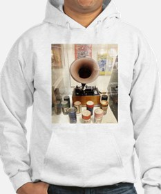 Vintage Sound Machine Jumper Hoody