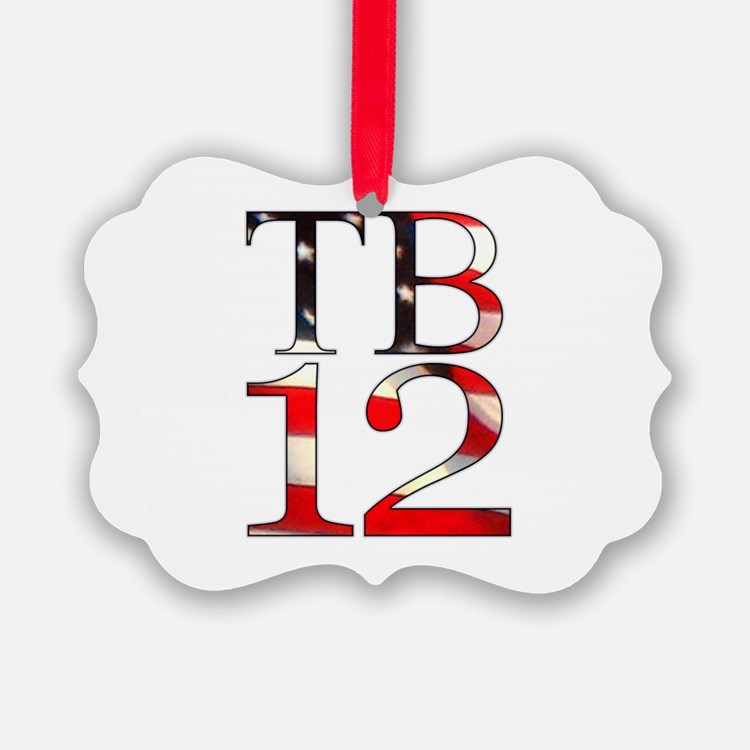 TB 12 Ornament
