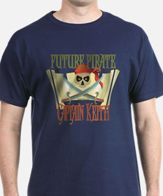 Captain Keith T-Shirt