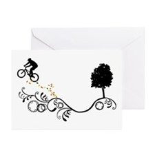 Unique Bike Greeting Cards (Pk of 10)
