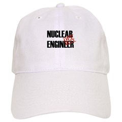 Off Duty Nuclear Engineer Cap