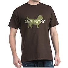 Cairn terrier Sage T-Shirt