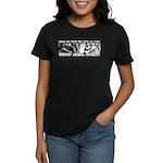 Report Animal Cruelty Cat Women's Dark T-Shirt