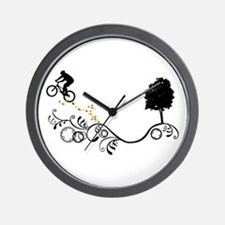 Cute Autumn Wall Clock