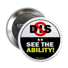 """See the Ability 2.25"""" Button (100 pack)"""