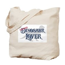 Dinosaur Lover Tote Bag