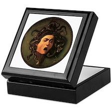 Caravaggio's Medusa Keepsake Box