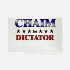 CHAIM for dictator Rectangle Magnet
