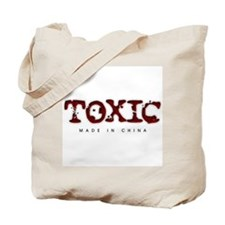 Toxic - Made in China Tote Bag