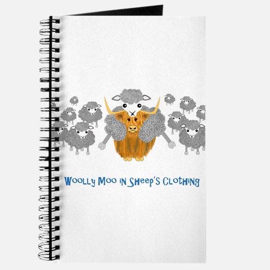woolly moo in sheep's Journal