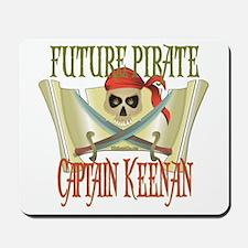 Captain Keenan Mousepad