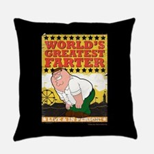 Family Guy World's Greatest Farter Everyday Pillow