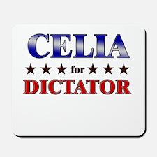 CELIA for dictator Mousepad