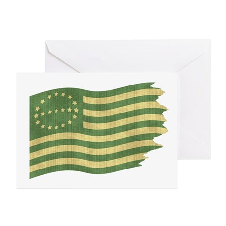 Eco Flag Greeting Cards (Pk of 10)