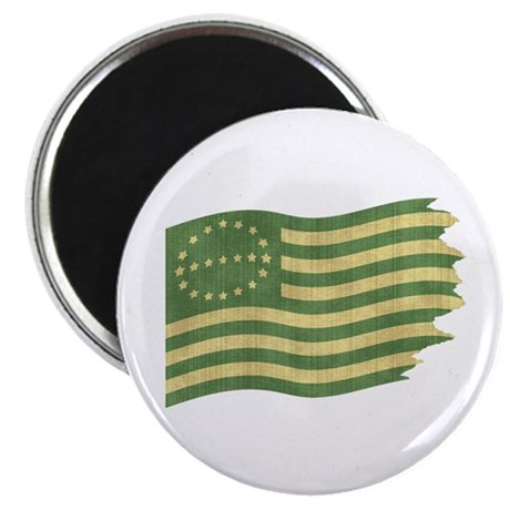 "Eco Flag 2.25"" Magnet (100 pack)"