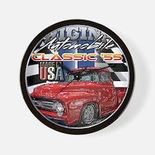 1955 Truck USA Wall Clock