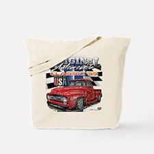 1955 Truck USA Tote Bag