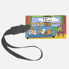 Cute Blessingart Luggage Tag