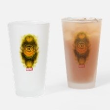 Doctor Strange Symbol Drinking Glass