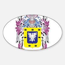 Sanchez Coat of Arms - Family Crest Decal