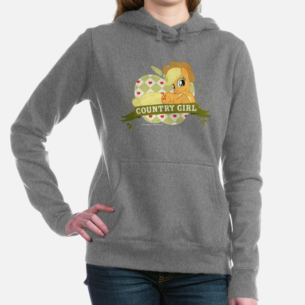 MLP Applejack Country Girl Hoodie