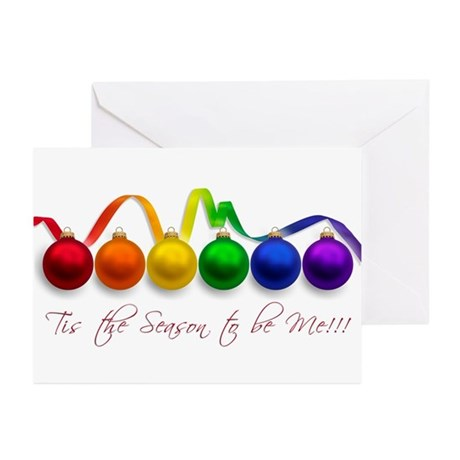 christmas pride Greeting Cards (Pk of 20)